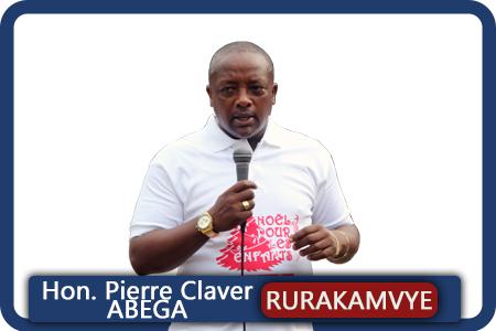 Hon. Pierre-Claver RURAKAMVYE (ABEGA)