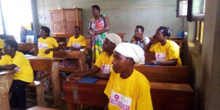 Projet Women Empowerment:c'est parti pour 2021